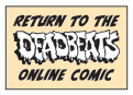 Return to Deadbeats Comic